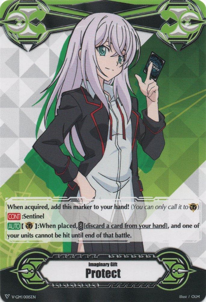 Imaginary Gift [Protect] (Misaki Tokura) - V-GM/0015EN