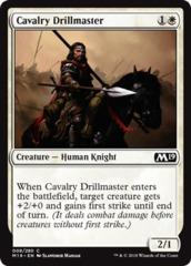 Cavalry Drillmaster