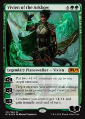 Vivien of the Arkbow - Foil - Planeswalker Deck Exclusive