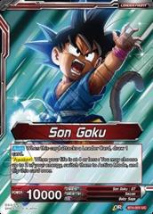 Son Goku // Energy Burst Son Goku - BT4-001 - UC