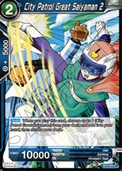 City Patrol Great Saiyaman 2 (Foil) - BT4-035 - C