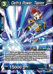 Oath's Power, Tapion (Foil) - BT4-039 - UC
