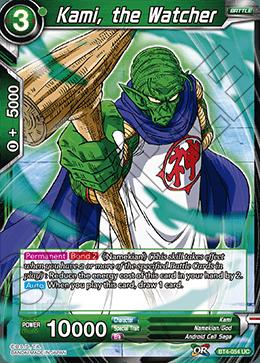 Kami, the Watcher - BT4-054 - UC