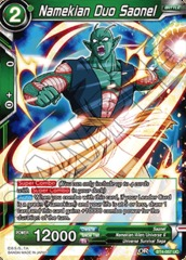Namekian Duo Saonel - BT4-057 - UC
