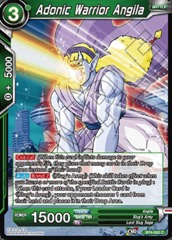 Adonic Warrior Angila (Foil) - BT4-062 - C
