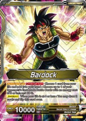 Bardock // Uncontrollable Bardock - BT4-071 - UC