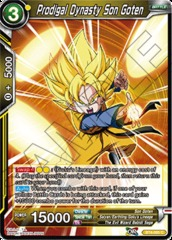 Prodigal Dynasty Son Goten (Foil) - BT4-085 - C