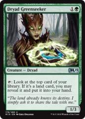 Dryad Greenseeker - Foil