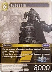 Gabranth - PR-008/1-098R - Foil - 30th Anniversary