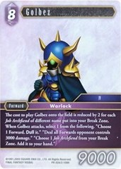 Golbez (Alternate Art Promo) - PR-024/2-109H