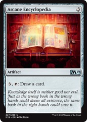 Arcane Encyclopedia - Foil
