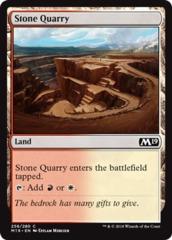 Stone Quarry - Foil