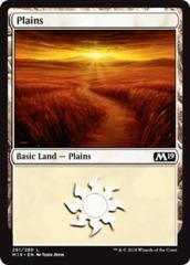 Plains (261) - Foil