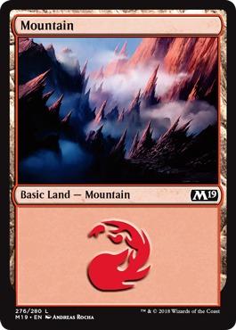 Mountain (276) - Foil