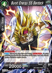 Burst Energy SS Bardock - BT4-100 - R