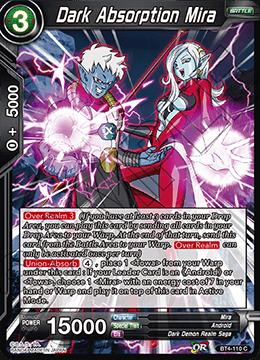 Dark Absorption Mira - BT4-110 - C
