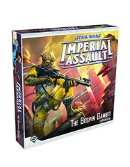 Star Wars - Imperial Assault - The Bespin Gambit Campaign