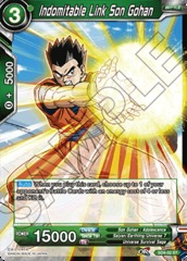 Indomitable Link Son Gohan - SD4-02 - ST