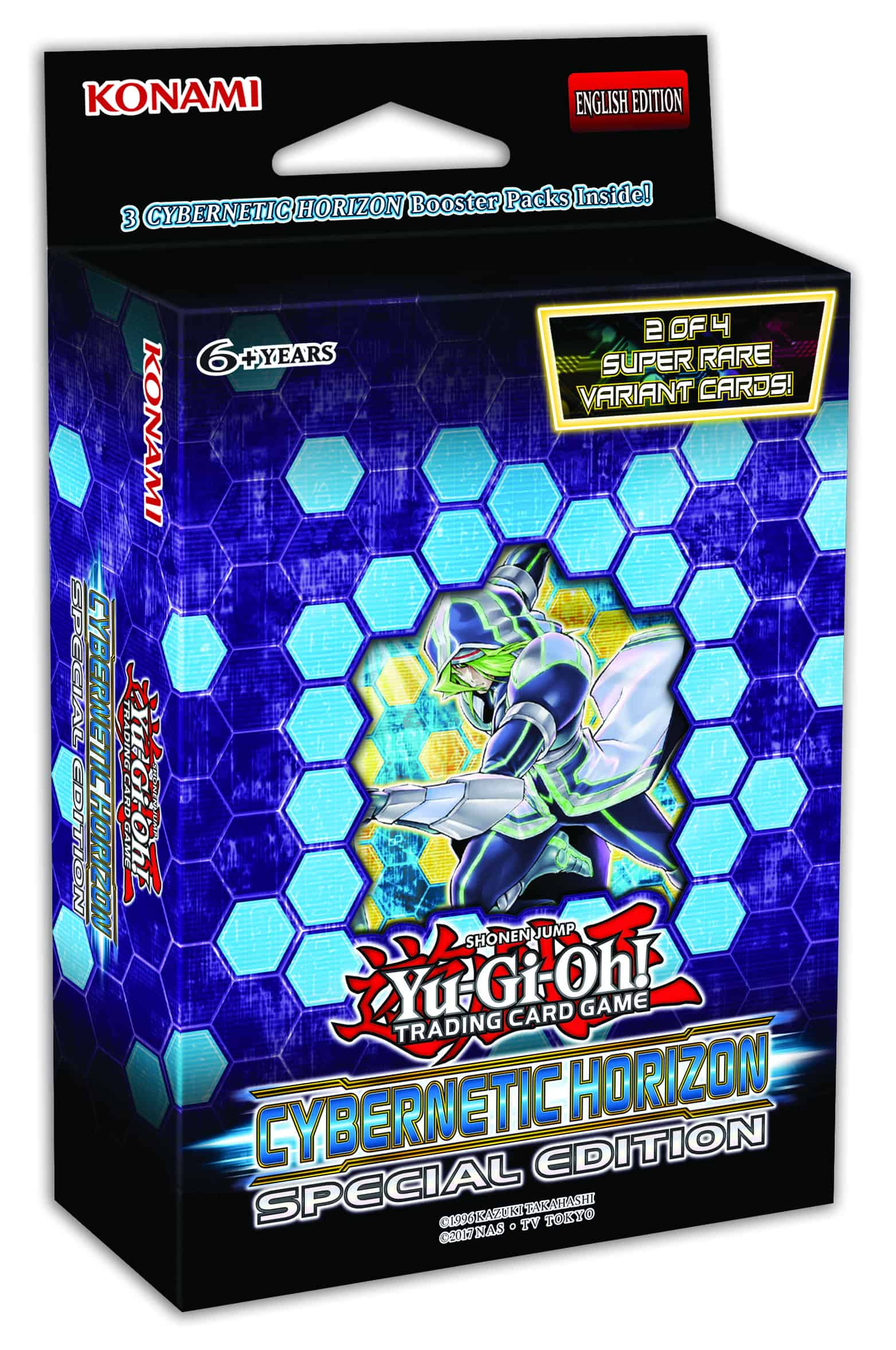 Cybernetic Horizon: Special Edition Box