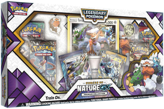 Pokemon: Forces of Nature GX Premium Collection