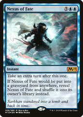 Nexus of Fate - M2019 Foil
