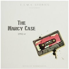 Time Stories Expansion: The Marcy Case