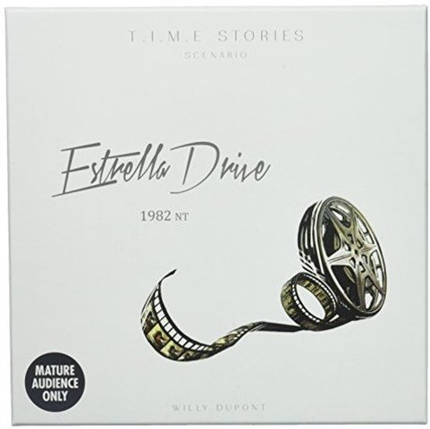 Time Stories Expansion: Estrella Drive