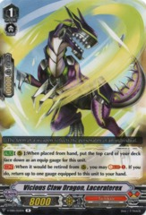 Fierce Claw Dragon, Laceraterex - V-EB01/022EN - R