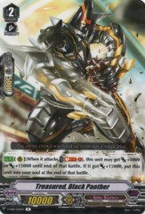 Treasured, Black Panther - V-EB01/024EN - R