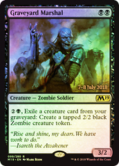Graveyard Marshal (Core Set 2019 Prerelease Foil)