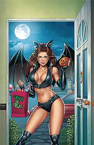 Grimm Tales Of Terror 2018 Halloween Edition #1 (Mature
