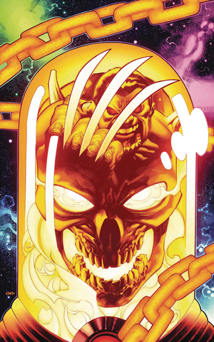 Weapon H #7 (Stevens Cosmic Ghost Rider Variant) - Comic