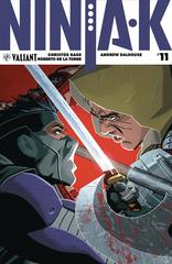 Ninja-K #11 (Cover A - Kano)