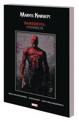 Marvel Knights Daredevil By Bendis Maleev Tp Underboss (STL092812)