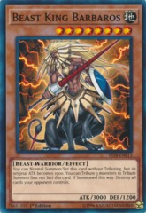 Beast King Barbaros - YS18-EN013 - Common - 1st Edition