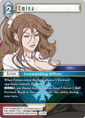 Emina - 6-023R - Foil