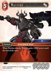 Warrior - 6-014C