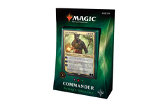 Commander 2018: Natures Vengeance