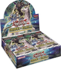 Yu-Gi-Oh! - Shadows in Valhalla Booster Box