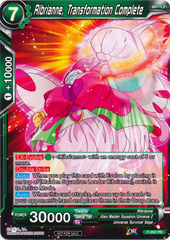 Ribrianne, Transformation Complete - P-052 - Promotion Cards