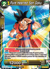 Pure Hearted Son Goku - P-061 - Promotion Cards