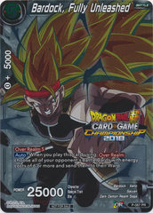 Bardock, Fully Unleashed - P-067 - Promotion Cards