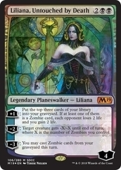 Liliana, Untouched by Death - Foil - SDCC 2018 Exclusive