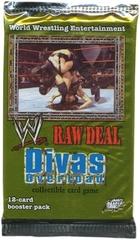 Raw Deal Divas Overload Booster Pack