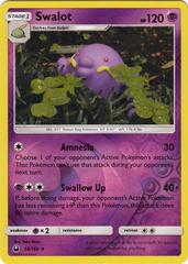 Swalot - 58/168 - Uncommon - Reverse Holo