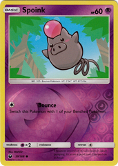 Spoink - 59/168 - Common - Reverse Holo