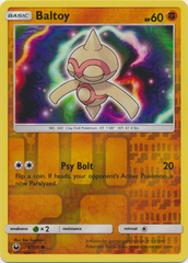 Baltoy - 78/168 - Common - Reverse Holo