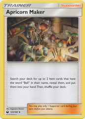 Apricorn Maker - 124/168 - Uncommon