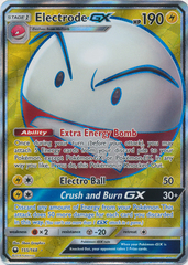 Electrode GX - 155/168 - Ultra Rare - Full Art