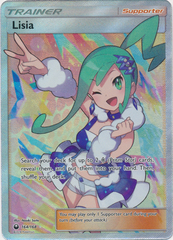 Lisia - 164/168 - Ultra Rare - Full Art